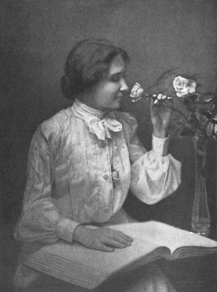 Biografi Helen Keller