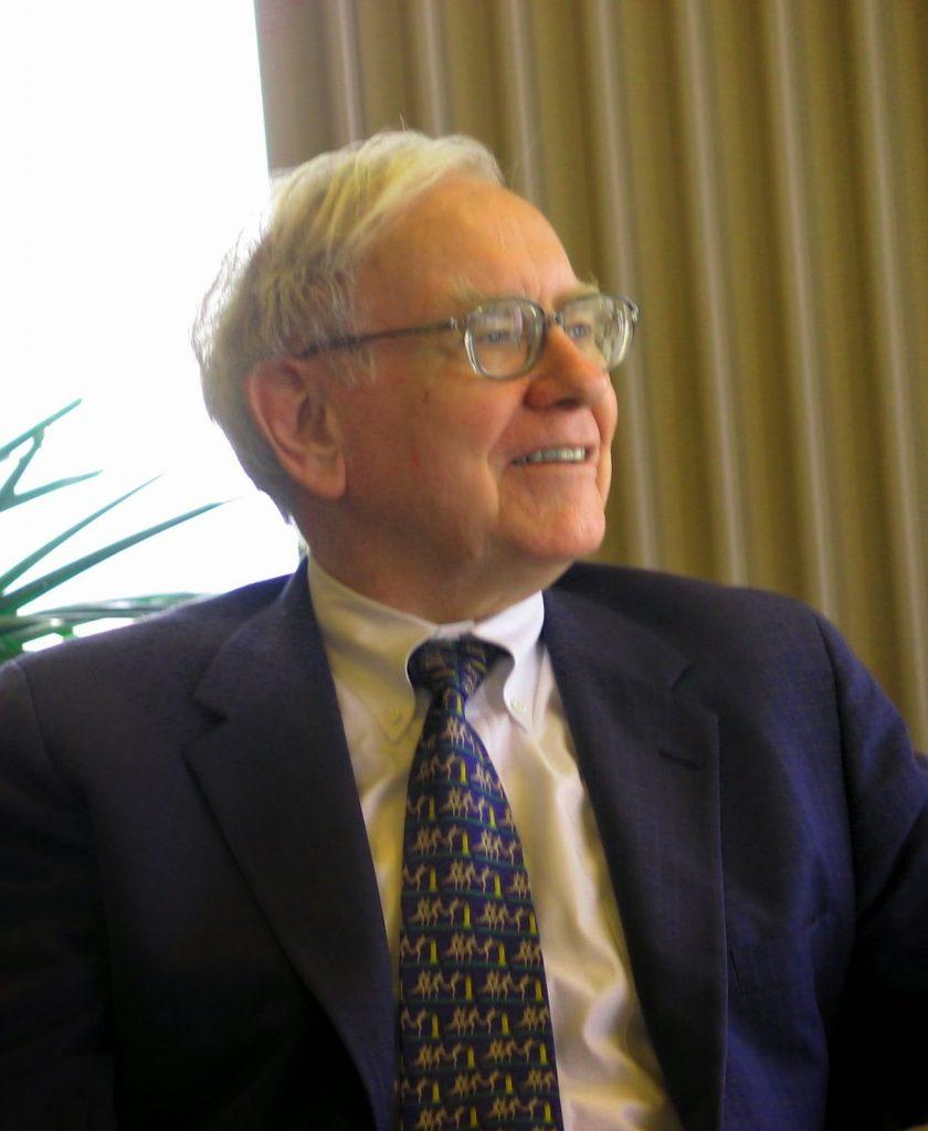 Biogrfai Warren Edward Buffet Orang Terkaya di Dunia