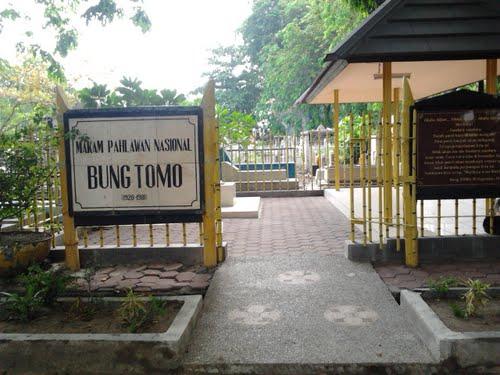 Biografi Bung Tomo Pahlawan Indonesia