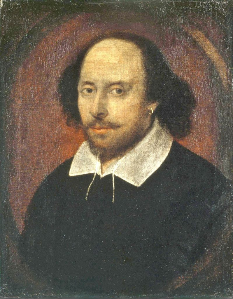 Biografi William Shakespeare Sastrawan Inggris