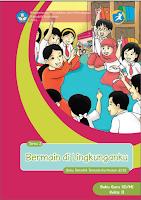 buku sd/mi kurikulum 2013 kelas 2 tema 2