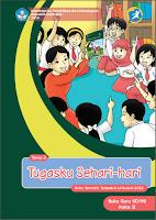 buku sd/mi kurikulum 2013 kelas 2 tema 3