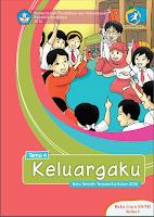 buku sd/mi kurikulum 2013 kelas 1 tema 4