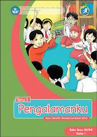 buku sd/mi kurikulum 2013 kelas 1 tema 5