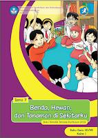 buku sd/mi kurikulum 2013 kelas 1 tema 7
