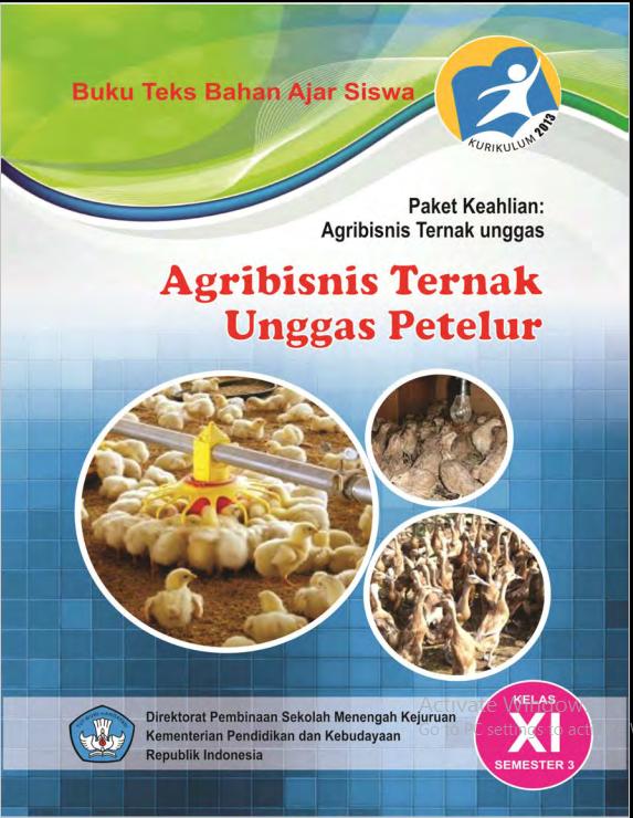 download buku agribisnis ternak unggas petelur