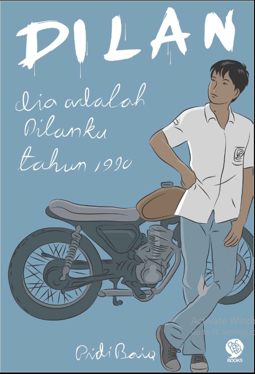 Download Novel Dilan 1-2-3 Lengkap