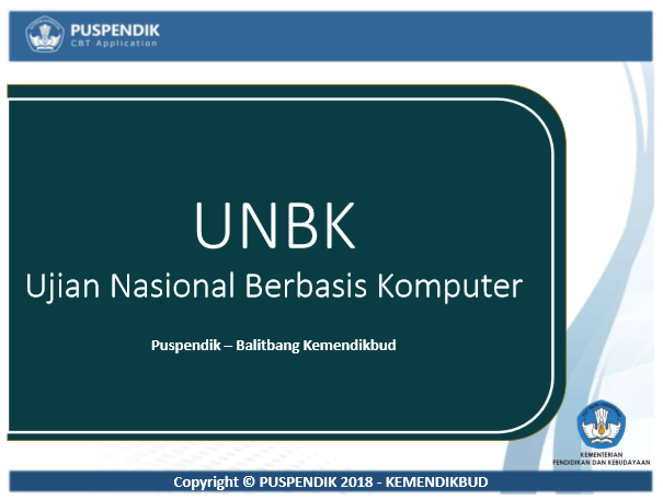 Topologi Jaringan Lab UNBK (Ujian Nasional Berbasis Komputer)