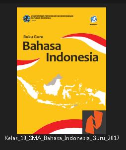 bahasa indonesia kelas 10 k13 buku guru