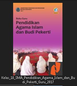 pendidikan agama islam kelas 10 k13 buku guru
