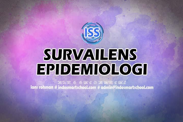 SURVAILENS EPIDEMIOLOGI