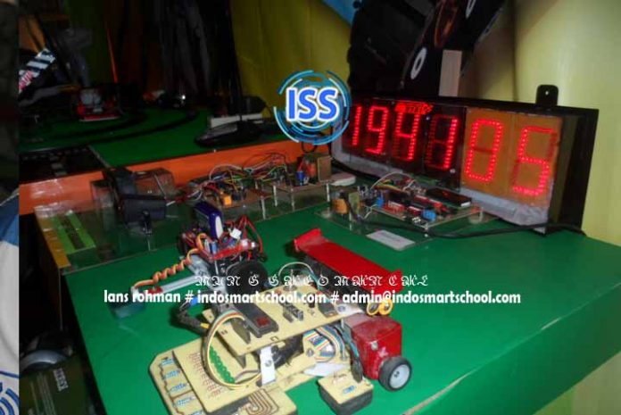 Soal UKK Jurusan TEI - Teknik Elektronika Industri 2020 Indo Smart School