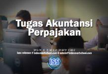 Tugas Akuntansi Perpajakan