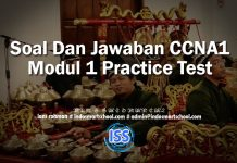 Soal Dan Jawaban CCNA1 Modul 1 Practice Test
