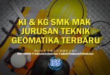 KI & KD Jurusan Teknik Geomatika (TG) Terbaru
