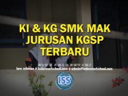 KI KD SMK & MAK Kompetensi Keahlian Konstruksi Gedung, Sanitasi dan Perawatan (KGSP) Terbaru